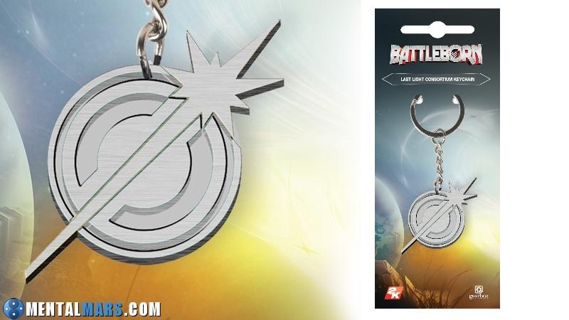Battleborn Keychain LLC Preview