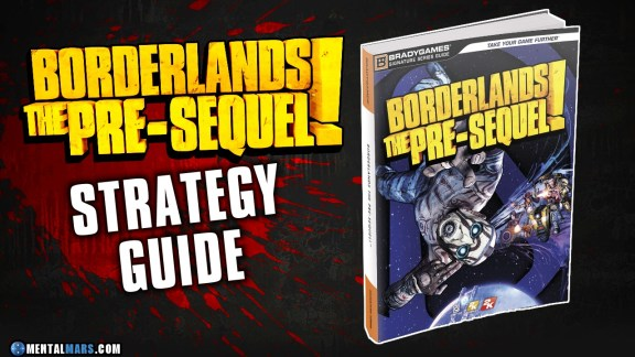 Borderlands The Pre-Sequel Strategy Guide