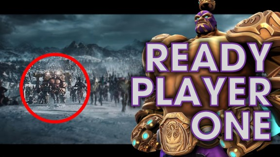 Battleborn Rally up for Ready Player One