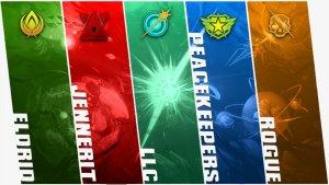 The 5 Different Battleborn Factions