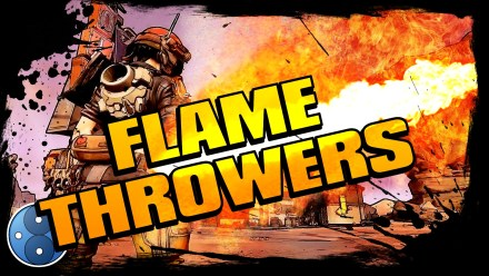 Borderlands 3 Flamethrowers Confirmed by Randy Pitchford