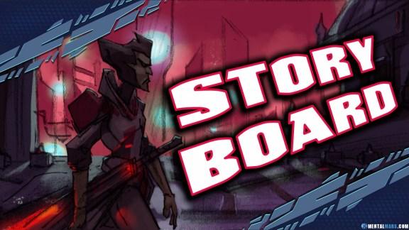 Making of the Battleborn Cinematic StoryBoard