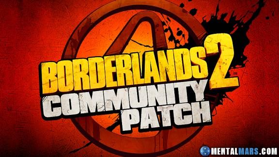 Borderlands 2 Unofficial Community Patch UCP