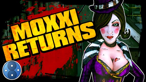 Moxxi Returns in Borderlands 3