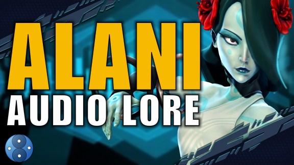 Helician Hellraisers - Alani Audio Lore - Battleborn