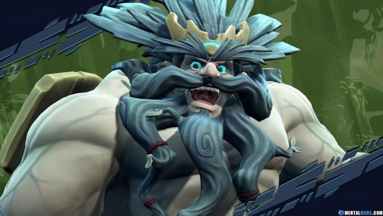 Boldur Eldrid Battleborn Character