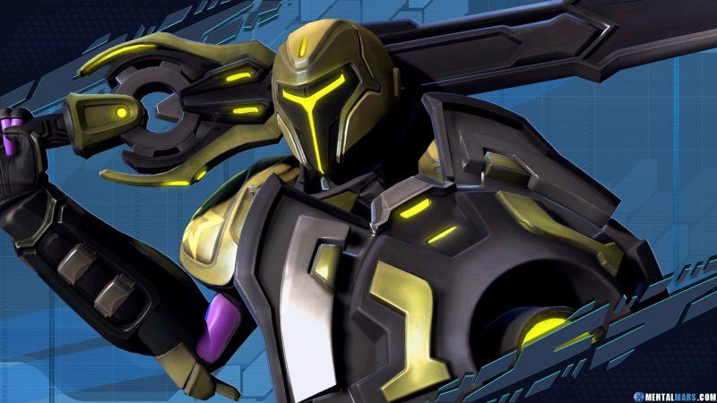 Galiliea UPR Battleborn Character