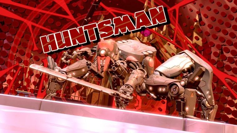 Huntsman - The Prologue Final Boss