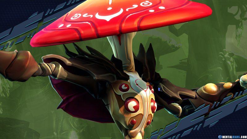 Miko Eldrid Battleborn Character