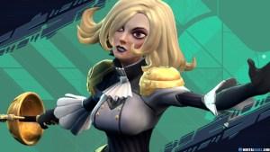 Phoebe LLC Battleborn Character