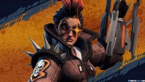 Reyna Rogue Battleborn Character