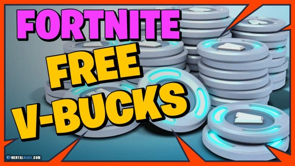 How to get free V-Bucks in Fortnite