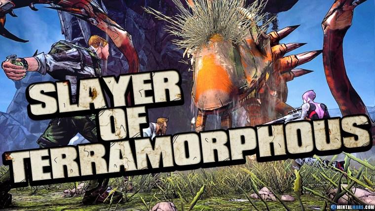 Slayer of Terramorphous Class Mod GuideSlayer of Terramorphous Class Mod Guide