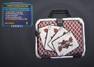 Legendary Catalyst Class Mod - Borderlands 2