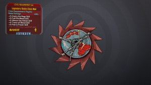 Legendary Sickle Class Mod - Borderlands 2