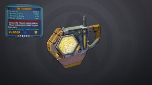 The Transformer - Borderlands 2 Legendary