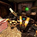 Borderlands 2 VR Announment Screenshot - NPC Claptrap