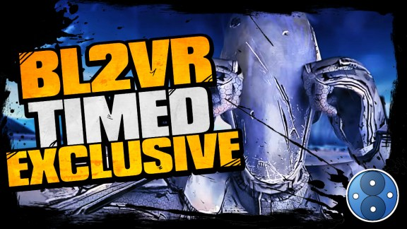 BL2VR Not PSVR Exclusive