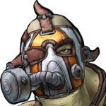 Borderlands 2 Vault Hunter - Krieg the Psycho