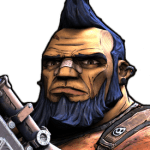 Borderlands 2 Vault Hunter - Salvador the Gunzerker