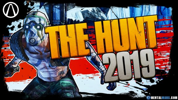 The Hunt 2019 - Borderlands Community Event