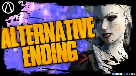 Borderlands Alternative Ending