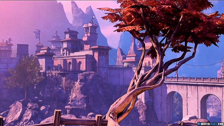 Athenas Screenshot 01 - Borderlands 3 Planet