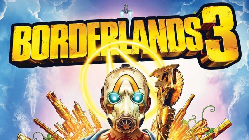 Borderlands 3 boxart