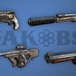 Jakobs Weapons - Borderlands 3