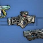 Tediore Weapons - Borderlands 3