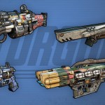 Torgue Weapons - Borderlands 3
