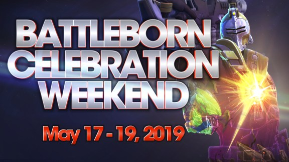 Battleborn Day 5 Announcement