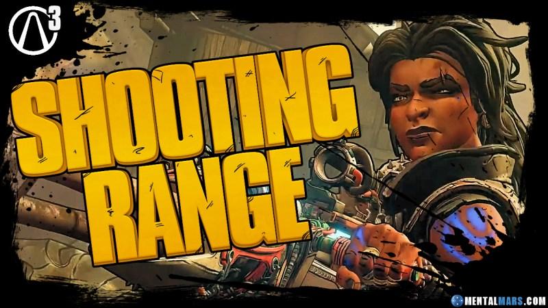 New Shooting Range for Borderlands 3
