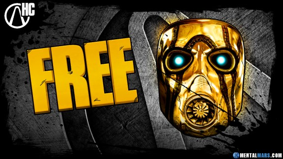 Free Borderlands Handsome Collection on PS Plus