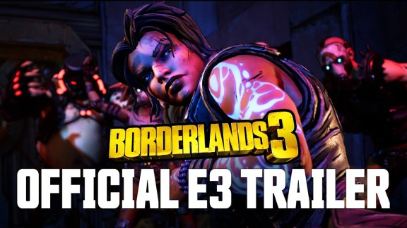 Borderlands 3 E3 Trailer