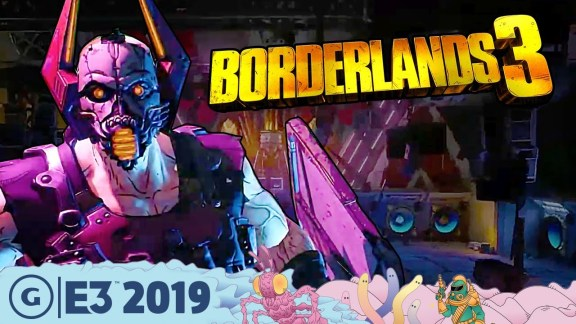 Borderlands 3 place among modern shooters
