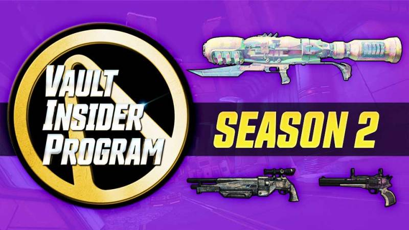 Borderlands VIP season 2