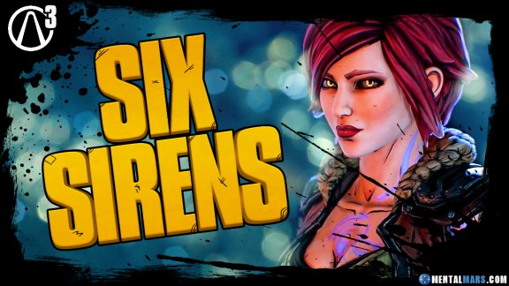 Why are the 6 Sirens Important in Borderlands 3