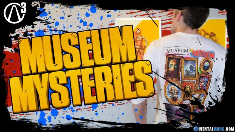 Borderlands 3 Museum Mysteries