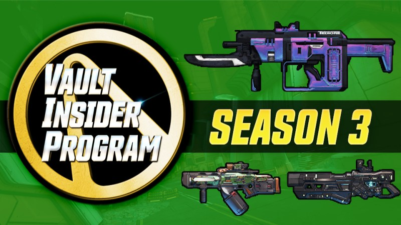 Borderlands VIP season 3