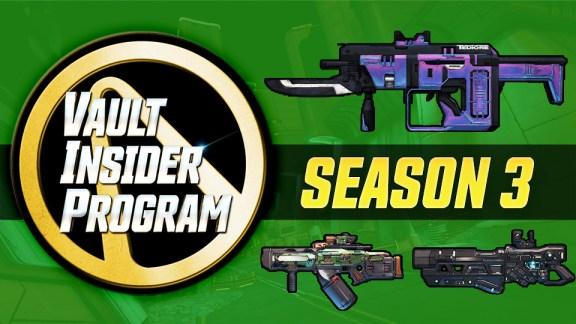 Borderlands VIP season 3