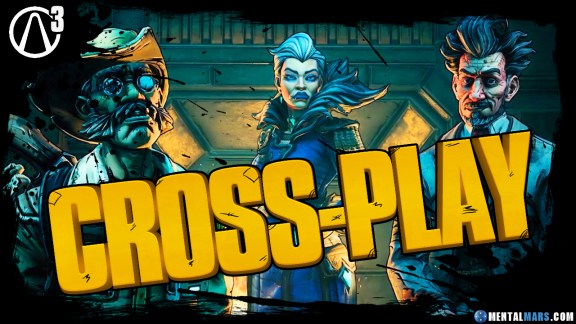 Cross-Play Details Borderlands 3