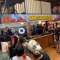 Museum of Mayhem - Bandit Barbershop