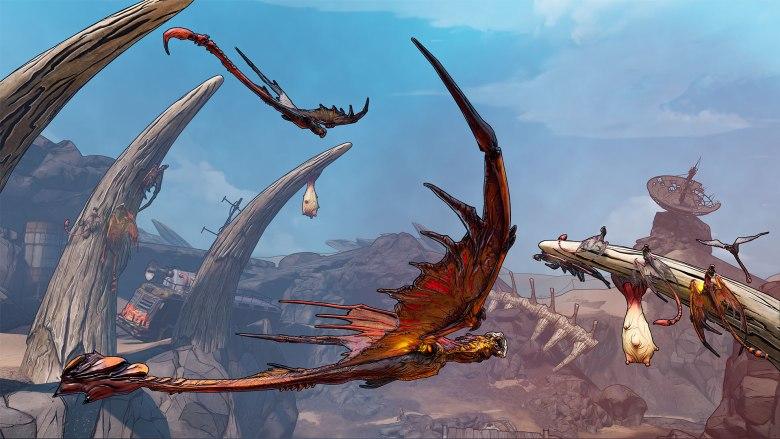 Pandora Screenshot Rakk - Borderlands 3