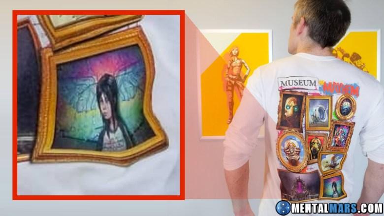 museum of mayhem - angel