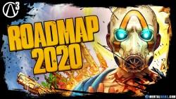 Borderlands 3 Roadmap 2020