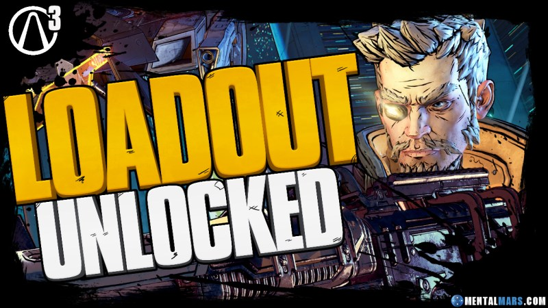 How to unlock weapon and item slots - Borderlands 3