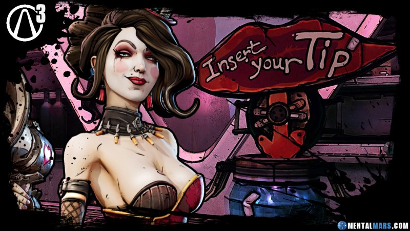 Moxxi's Tipping Jar Rewards - Borderlands 3