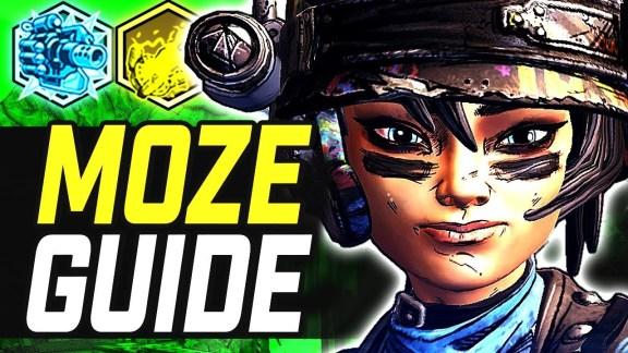 Moze - Beginner Guide - Borderlands 3