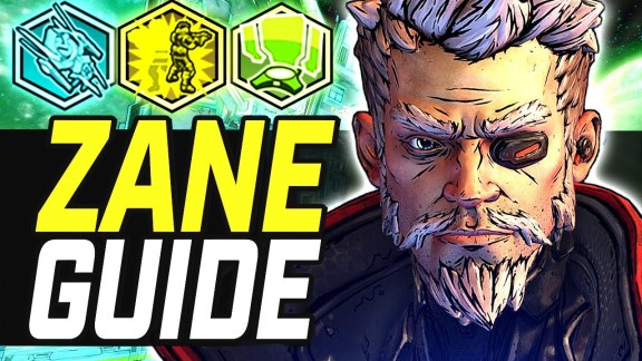 Zane - Beginner Guide - Borderlands 3